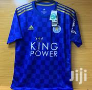 Original Leceister City FC 2019/20 Home Jersey | Clothing for sale in Bayelsa State, Yenagoa