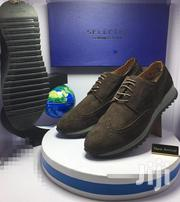 Brown Suede Designer Oxford Shoes   Shoes for sale in Lagos State, Lagos Island
