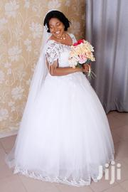 Veil Back Wedding Dress | Wedding Wear for sale in Lagos State, Alimosho