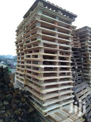 Clean Wooden Pallets Available | Building Materials for sale in Lagos State, Agege
