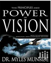 The Principles and Power of Vision | Books & Games for sale in Lagos State, Ojodu