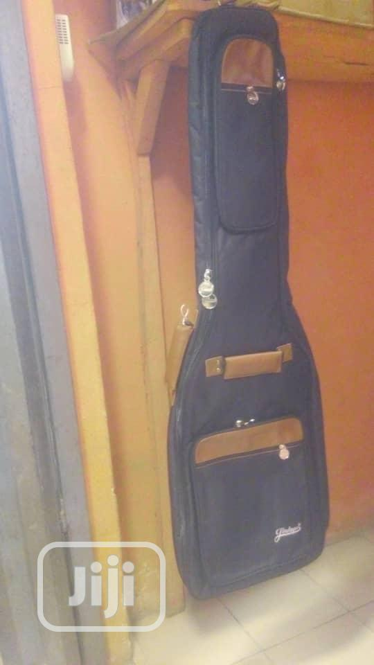 Padded Bass Guitar Bag