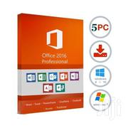 Microsoft Office Professional Plus 2016 (5users) | Software for sale in Lagos State, Ikeja