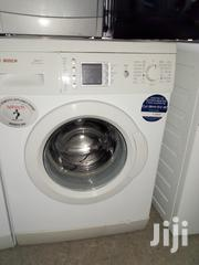 White Bosch 7kg Washing Machine. | Home Appliances for sale in Lagos State, Ojo
