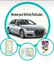 Vehicle Particulars Renewal | Automotive Services for sale in Lagos State, Ikeja