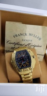 Exclusive Franck Muller Wristwatch for Classic Men | Watches for sale in Lagos State, Lagos Island