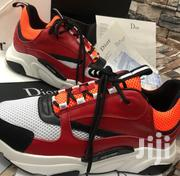 Christian Dior Homme Red Sneakers   Shoes for sale in Lagos State, Lagos Island