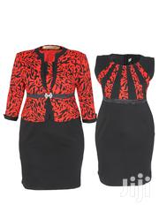 Female PLUS Size Dress Suit   Clothing for sale in Lagos State, Ikeja