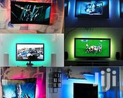Multi Color LED Strip Light TV Backlight Remote Contral   Accessories & Supplies for Electronics for sale in Lagos State, Agege