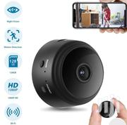 Mini Camera Home Security Camera Wifi Night Vision 1080P Wireless | Security & Surveillance for sale in Lagos State, Ikeja