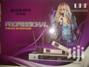 Treasure Sound Professional Wireless Microphone | TV & DVD Equipment for sale in Abuja (FCT) State, Wuse