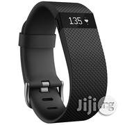 Fitbit Charge HR Activity, Heart Rate + Sleep Wristband | Smart Watches & Trackers for sale in Lagos State, Ikeja