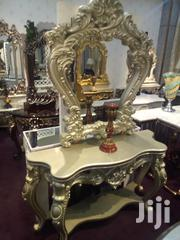 Durable Quality Gold Console Mirror   Home Accessories for sale in Lagos State, Ojo