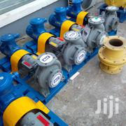 Hot Oil Transfer Pump Couple With Electric Motor | Manufacturing Equipment for sale in Lagos State, Orile