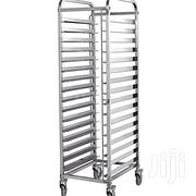 Generic Industrial Tray Rack Trolley Stainless Steel | Store Equipment for sale in Abuja (FCT) State, Jabi