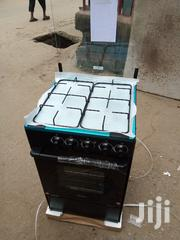 Original Midea 4 Burners Gas With Oven Blue Flame 50cm*50cm Warranty | Industrial Ovens for sale in Lagos State, Ojo