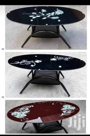 Durable Glass Round Center Table | Furniture for sale in Lagos State, Ojo