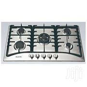 Brand New Polystar 5 Burner Gas Hob (Pv-113a5)   Kitchen Appliances for sale in Lagos State, Ojo