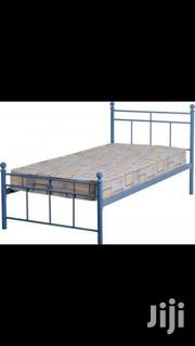Callum Single Blue Metal Bed Frame. | Furniture for sale in Lagos State, Lekki Phase 2