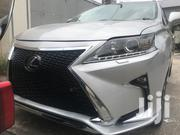 Lexus RX 350 AWD 2016 Silver | Cars for sale in Lagos State, Ikeja
