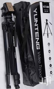 Yunteng VCT-880 Portable Aluminum Tripod Cameras | Accessories & Supplies for Electronics for sale in Lagos State, Ikeja