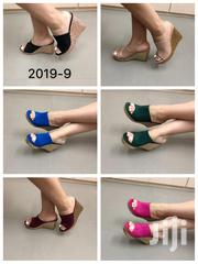 Fang Kenneth Wedge Slippers | Shoes for sale in Lagos State, Lagos Island