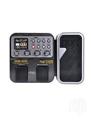 MG-100 Electric Guitar Multi Effects Pedal | Musical Instruments & Gear for sale in Lagos State, Ojo