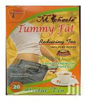 Men Women High Potency Tummy Fat Reducing Tea 100 % Pure Herbs | Vitamins & Supplements for sale in Lagos State, Mushin
