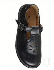 Kids Back To School Shoes Children Leather Shoes Black | Children's Shoes for sale in Lagos State, Mushin