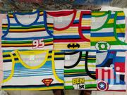 Kiddies Character Singlet | Children's Clothing for sale in Lagos State, Surulere