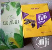 Kudding Tea And Isylm Wafers For Weight Loss | Vitamins & Supplements for sale in Lagos State