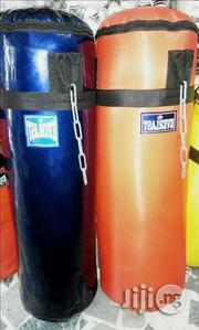 Everlast Punching Bag With Free Boxing Gloves Big Size | Sports Equipment for sale in Lagos State, Ifako-Ijaiye