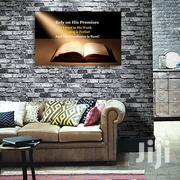 God's Promises 1pcs Wall Art | Home Accessories for sale in Lagos State, Agege