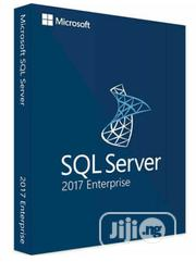 Microsoft Sql Server 2017 Enterprise Unlimited Cores Unlimited Cals | Software for sale in Lagos State, Ikeja