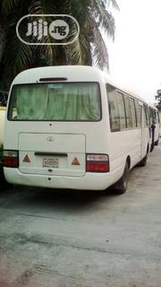 Toyota Coaster Bus For Hire In Lagos To Anywhere | Chauffeur & Airport transfer Services for sale in Lagos State, Victoria Island