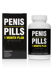 Penis Pills - 1 Month Plan - 60 Tabs | Sexual Wellness for sale in Lagos State, Surulere