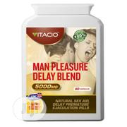 Man Pleasure Delay Blend 10:1 Extract 5000mg | Sexual Wellness for sale in Lagos State, Magodo