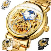 Forsining Mechanical Watch   Watches for sale in Lagos State, Orile