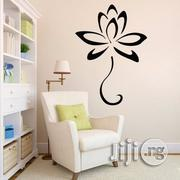 Lotus Floral Wall Sticker Decor | Home Accessories for sale in Lagos State