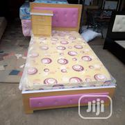 Pinging Bedframe With Mattress | Furniture for sale in Lagos State, Ojo