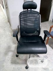 Quality Strong Sweive Office Chair | Furniture for sale in Delta State, Ndokwa West