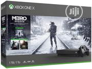 Xbox One X 1TB Console - Metro Exodus Bundle   Video Game Consoles for sale in Lagos State, Ikeja