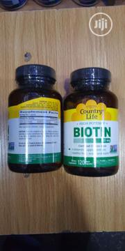 High Potency Biotin 10mg | Vitamins & Supplements for sale in Lagos State, Amuwo-Odofin