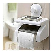Toilet Roll Tissue Paper Toilet Paper Holder | Building Materials for sale in Lagos State, Mushin