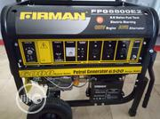 Fire Man Generator 6.5KVA - FPG88OOE2 | Electrical Equipment for sale in Edo State, Benin City