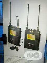 Saramonic Wireless Microphone For Excellent Broadcasting & Filmmaking   Audio & Music Equipment for sale in Lagos State, Ojo