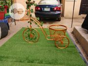 Modern Decor Tricycle With Flower Pots For Sale | Garden for sale in Benue State, Ukum