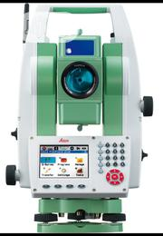 """Leica Flexline TS09 Plus R500 5"""" 