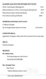 Office Assistant | Clerical & Administrative CVs for sale in Imo State, Ideato South
