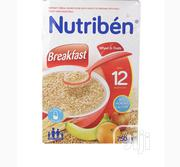 Nutriben Cereal Breakfast From 12 Months Upwards 2packs in 1 | Baby & Child Care for sale in Lagos State, Ajah